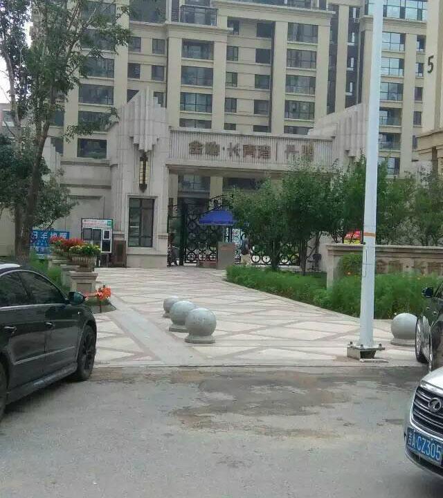 金地长青湾施工
